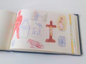 Bankuti Gergö - Sketchbook